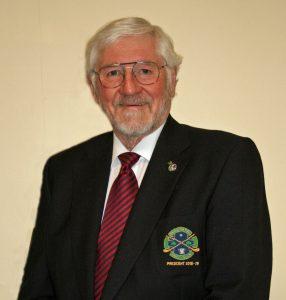 President, Dr Eugene Deeny