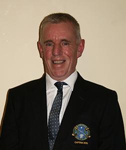Captain, Declan McGloin