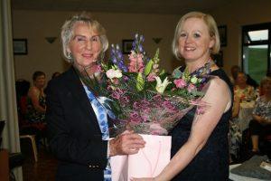 Ladies captain prize